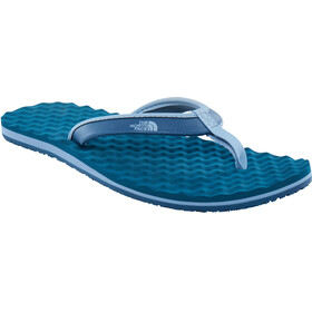 The North Face Base Camp Mini Sandalen Dames blauw